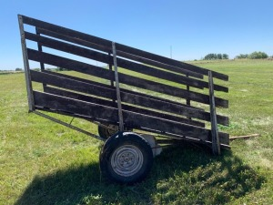 TREVOR HALWAS ONLINE RETIREMENT FARM AUCTION RING #2 TIMED LOTS
