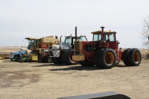 Estate of Jeff Lovegrove Timed Online Farm Equipment Auction
