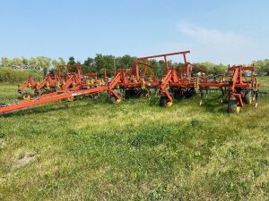 *50' Bourgault 9200 tillage