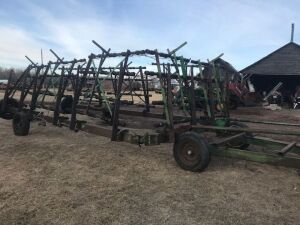 *53' Herman hyd harrows