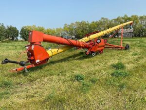 *Westfield MK130-61 Plus swing hopper auger